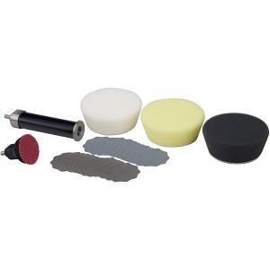 Set professionnel pour le polissage et le ponçage avec rallonge Proxxon 29070