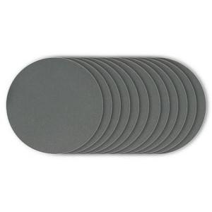 Disque abrasif Ø 50 mm, Grain 400 (x12) Proxxon 28667