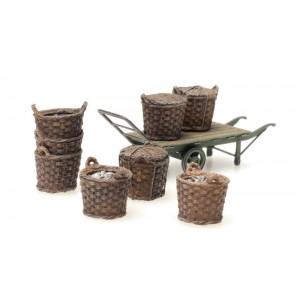Artitec 387.449 Paniers de pêche avec chariot