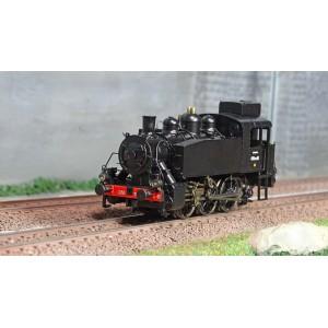 Ree Modeles MB104.S Locomotive à vapeur 030 TU SNCF 46, Gas-Oil, Marseille, sonore, fumée