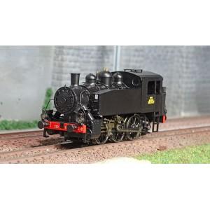 Ree Modeles MB045 Locomotive à vapeur 030 TU SNCF 27 Ouest, Nantes