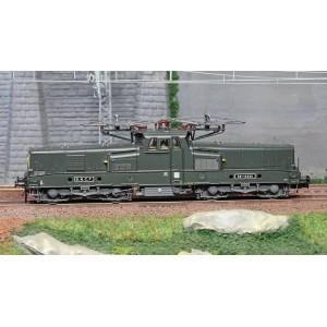 Jouef HJ2339 Locomotive électrique BB 12026, SNCF, livrée vert / jaune