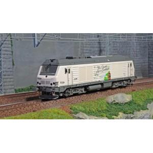 Os.Kar OS7504DCCS Locomotive électrique BB 75024, ETF, Baie de Somme, édition limitée 50 ans du CFBS, digitale sonore