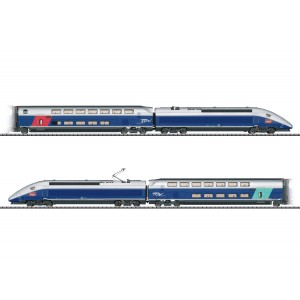 Marklin 37793 TGV Euroduplex, SNCF, digitale sonore, 3 Rails
