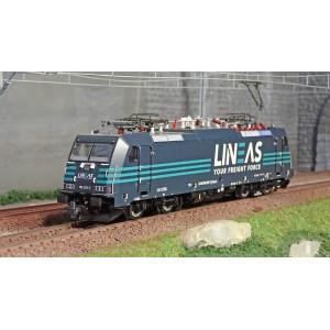 Roco 73215 Locomotive électrique série 186, LINEAS, digital sonore