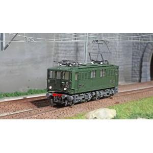 Jouef HJ2385 Locomotive électrique BB 1600, SNCF, livré vert