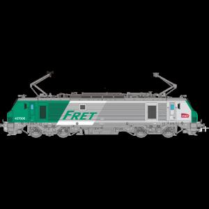 Os.Kar OS3702DCCS Locomotive électrique BB 437006, SNCF, FRET, logo carmillon, Thionville, digitale sonore