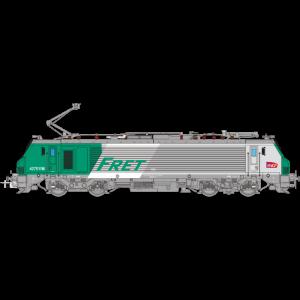 Os.Kar OS2704DCCS Locomotive électrique BB 427011M, SNCF, FRET, logo carmillon, Avignon, digitale sonore