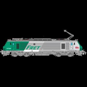 Os.Kar OS2701DCCS Locomotive électrique BB 427096, SNCF, FRET, logo carmillon, Avignon, digitale sonore