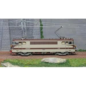 Ls Models 10224.S Locomotive électrique BB 9481 SNCF, livrée Arzens, logo nouilles, digital sonorisée