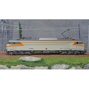 Jouef HJ2369S Locomotive électrique CC 6512, SNCF, livré Béton, digital sonore