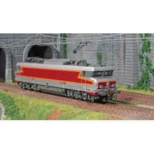 Jouef HJ2373S Locomotive électrique CC 21001, SNCF, livré original, digital sonore