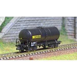 REE Modeles NW227 Wagon citerne ANF, Transport de Produits pétroliers, SNCF, SIMOTRA