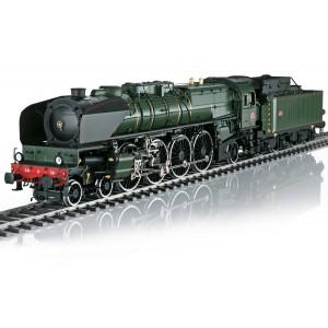 Marklin 55085 Locomotive à vapeur 241 A 58, SNCF, digitale sonore, echelle 1