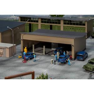 Faller 144104 Maquette, Abri pour véhicules