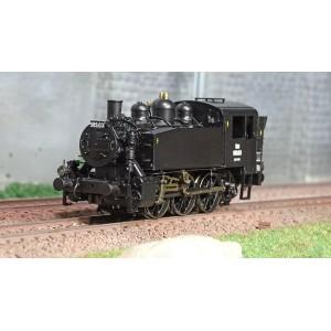 Ree Modeles MB043S Locomotive à vapeur 030 TU OBB 989.03, AUTRICHE, digitale sonore, fumigène