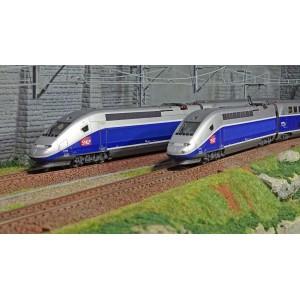 Trix 22381 TGV Euroduplex, SNCF, digitale sonore