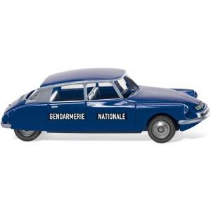 Wiking 086433 Citroën ID 19, Gendarmerie