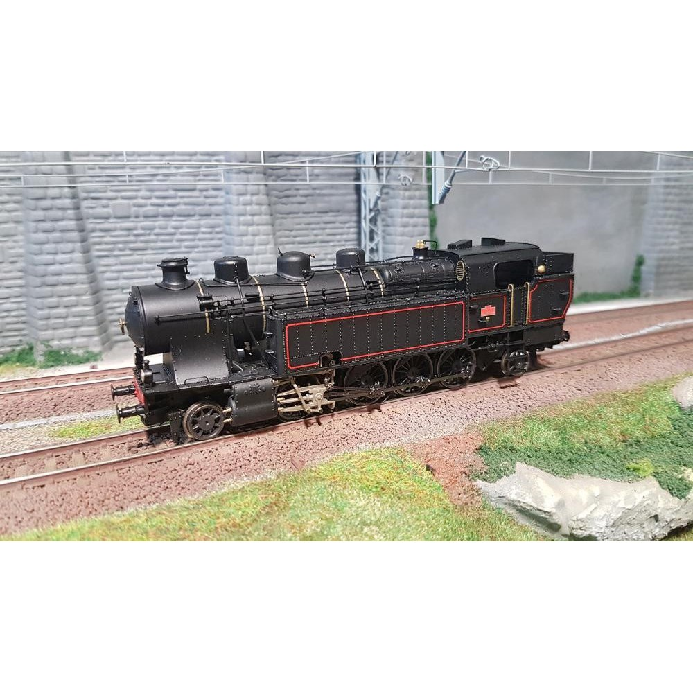 Esu S0301 Décodeur sonore, Loksound V5, pour locomotive à vapeur 141TA, SNCF