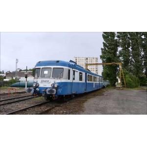 Esu S0113 Décodeur sonore, Loksound V5, pour autorail diesel X2800, SNCF