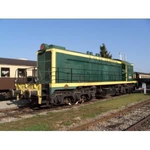 Esu S0319 Décodeur sonore, Loksound V5, pour locomotive diesel A1AA1A 62000, SNCF