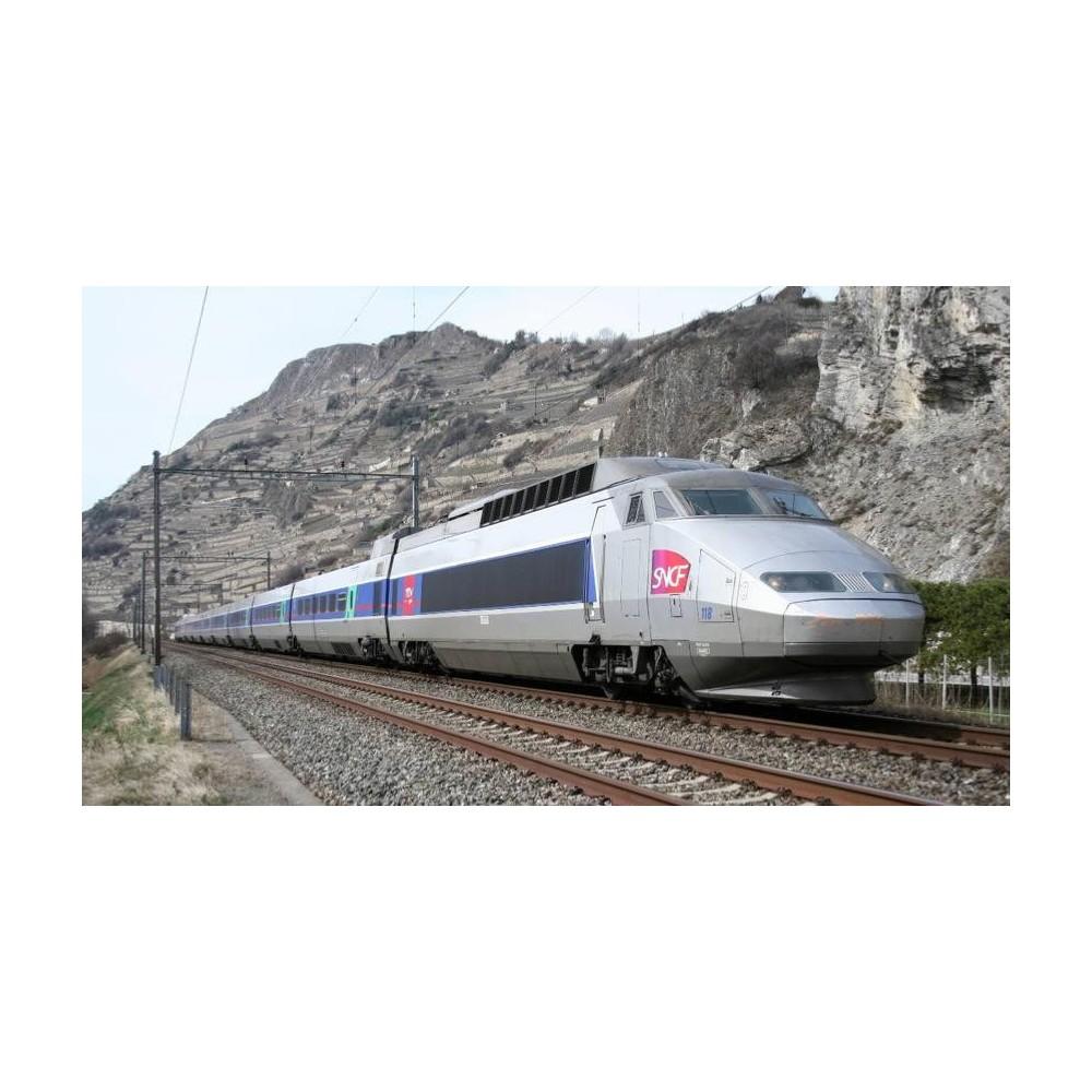 Esu S0201 Décodeur sonore, Loksound V5, pour TGV, SNCF