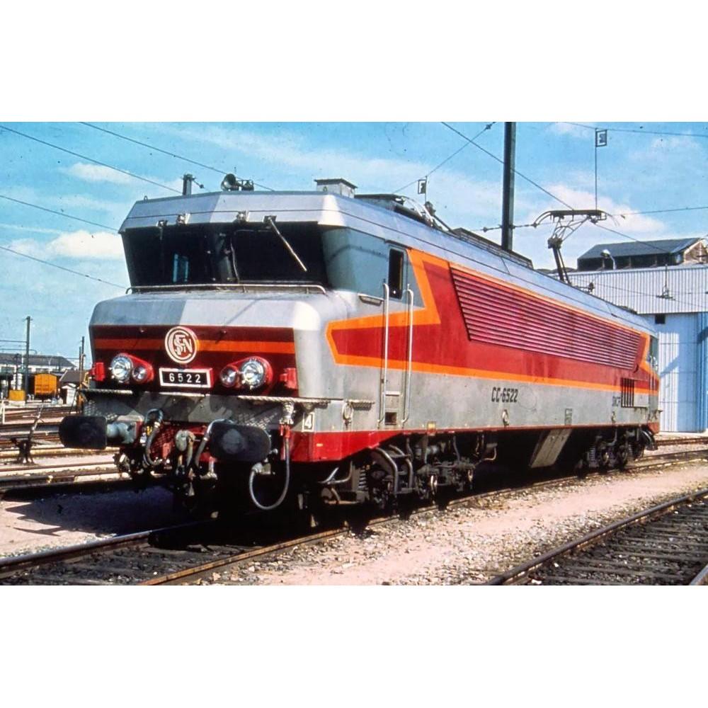Esu S0316 Décodeur sonore, Loksound V5, pour locomotive électrique CC 6500, SNCF