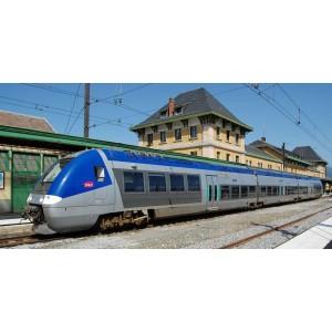 Esu S0303 Décodeur sonore, Loksound V5, pour Autorail électrique Z27500, SNCF