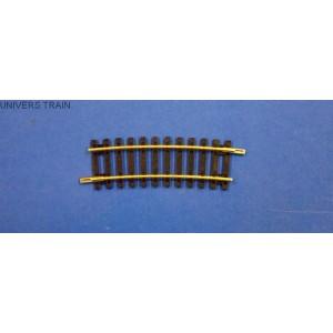 Jouef Hornby R643 Rail demi courbe R2