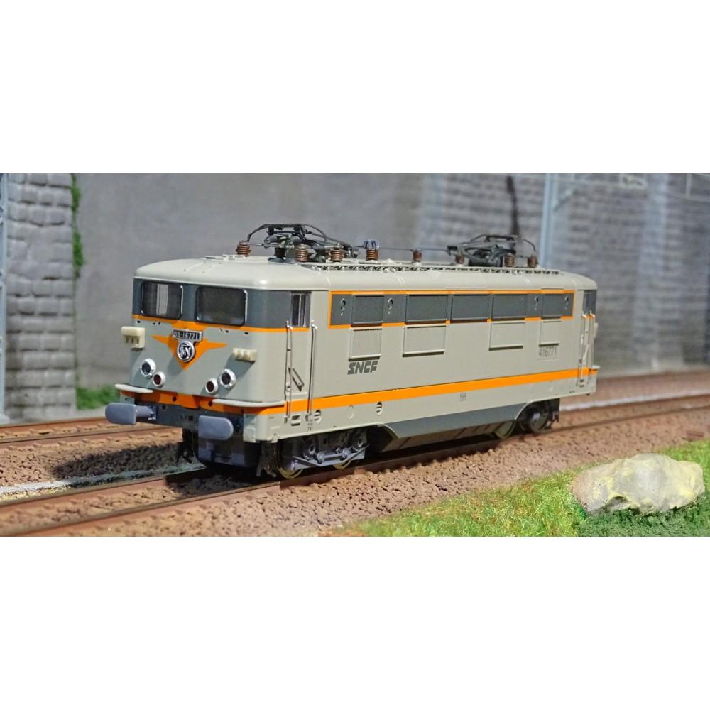 ViTrains 2722 Locomotive électrique BB 16500 SNCF, Livrée Béton, Logo rond, Digitale Sonore