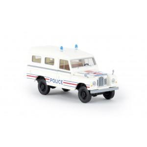 Brekina 13782 Land Rover 109, Police