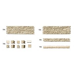 Busch 18215 Murs et murets en pierres