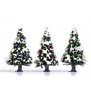 Busch 6464 Sapins de Noël enneigés