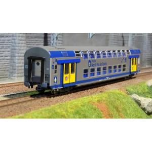 ViTrains 3167 Voiture voyageurs VO2N SNCF, livré Nord Pas de Calais, 2ème classe, Logo carmillon
