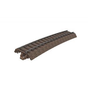 Trix 62315 Rail courbe, Rayon R3 / 15°