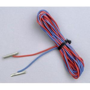 Piko 55292 Eclisses avec cable de raccord bipolaire