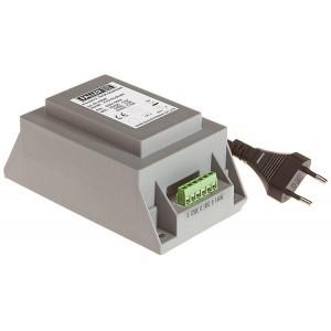 Faller 180641 Transformateur pour accessoires, 5V, 12V, 16V, AC, DC