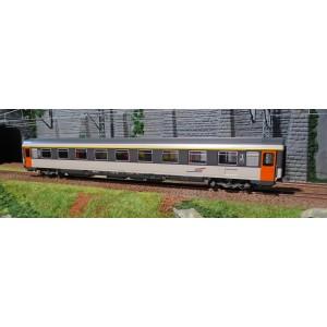 LS Models 40368 Voiture voyageur VSE A9u, Corail, Logo casquette, ep.IV