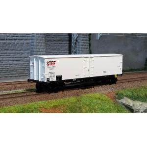 Ree modeles WB 532 Wagon Couvert TP FRIGO, PLM, ep. II, STEF