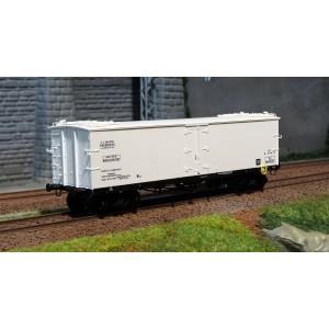 Ree modeles WB 534 Wagon Couvert TP FRIGO, Trappes à Glace, PO, ep. II