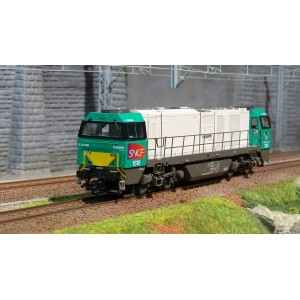 Trix 22922 Locomotive diesel Vossloh G 2000 BB, digitale sonore