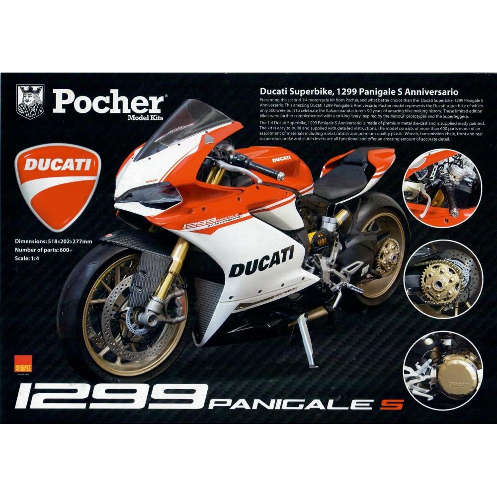 Pocher HK110 Ducati Superbike 1299 Panigale S Anniversario 1/4