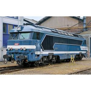 Esu S0057 Décodeur sonore, Loksound V5, pour locomotive diesel 68000, SNCF
