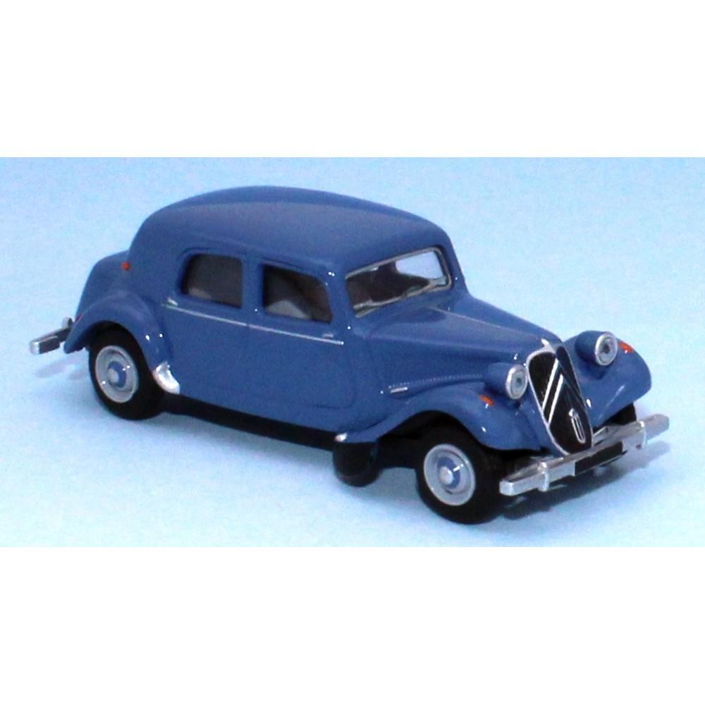 SAI 6101 Citroën Traction 11B 1952, bleu d'Islande