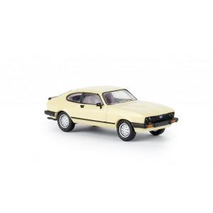 Brekina 19553 Ford Capri phase 3, ivoire