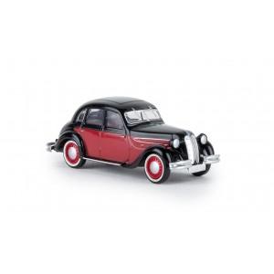 Brekina 24555 BMW 326, noire et rouge