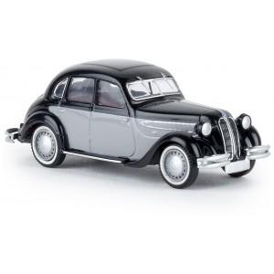 Brekina 24556 BMW 326, noire et grise