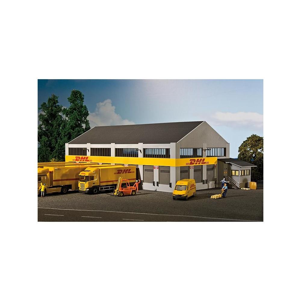 Faller 130981 Maquette, centre logistique DHL