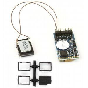 Esu 58412 Décodeur sonore vierge PluX22, Loksound V5