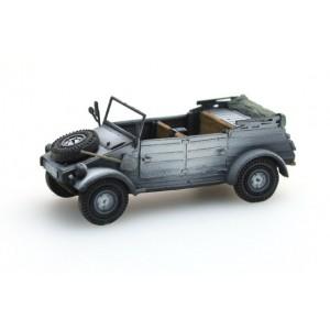 Artitec 387.77-WG Véhicule allemand Kübelwagen VW82 Hiver gris